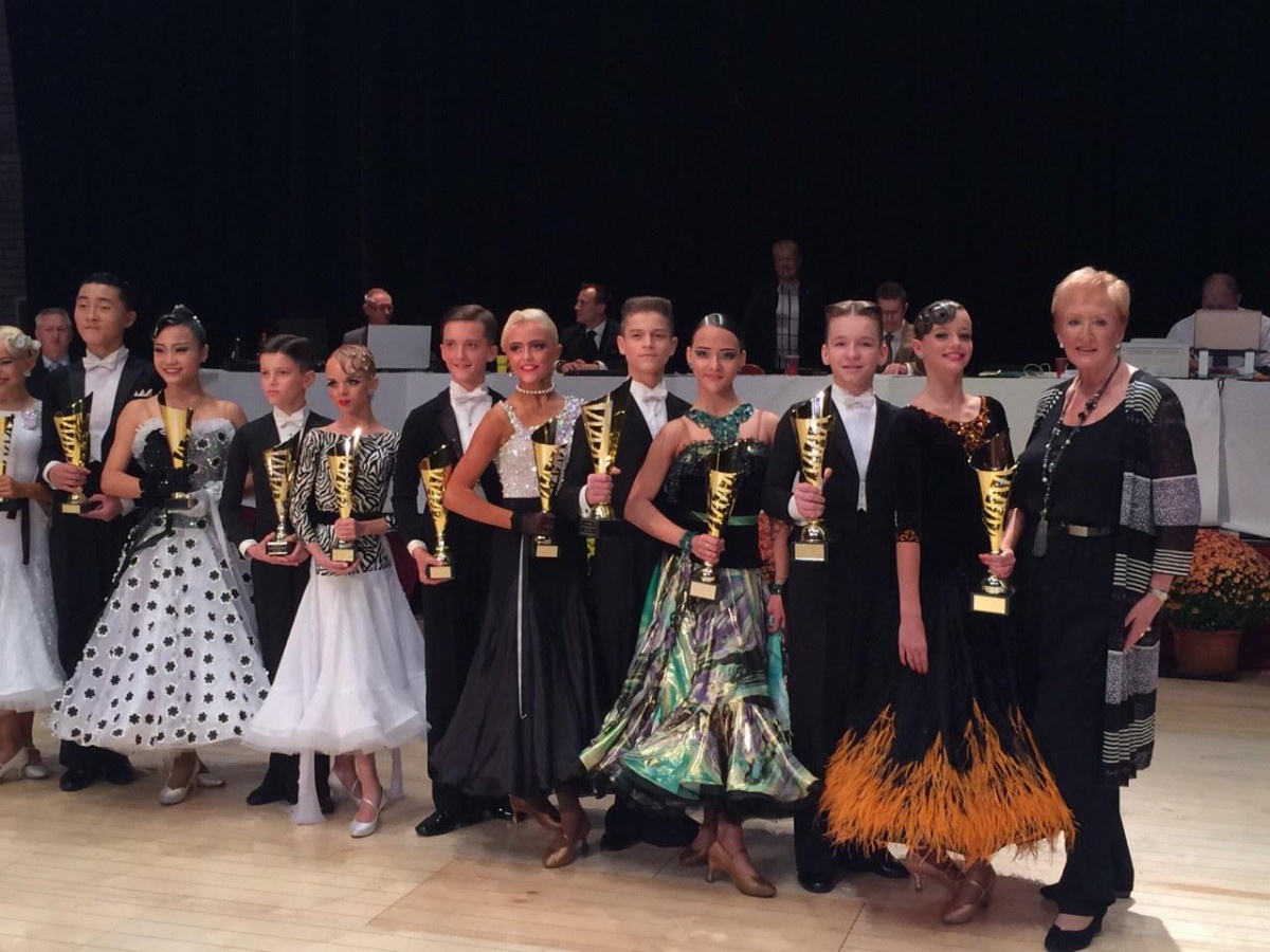 International Junior U14 Ballroom Championships