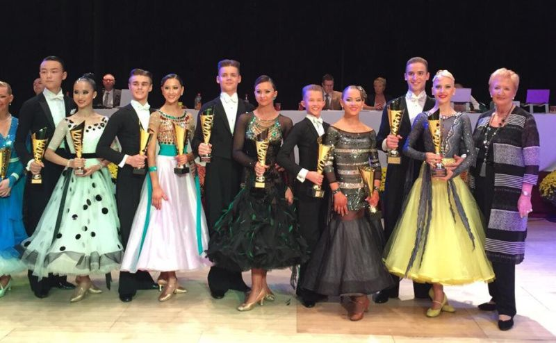 International Junior Ballroom Championships