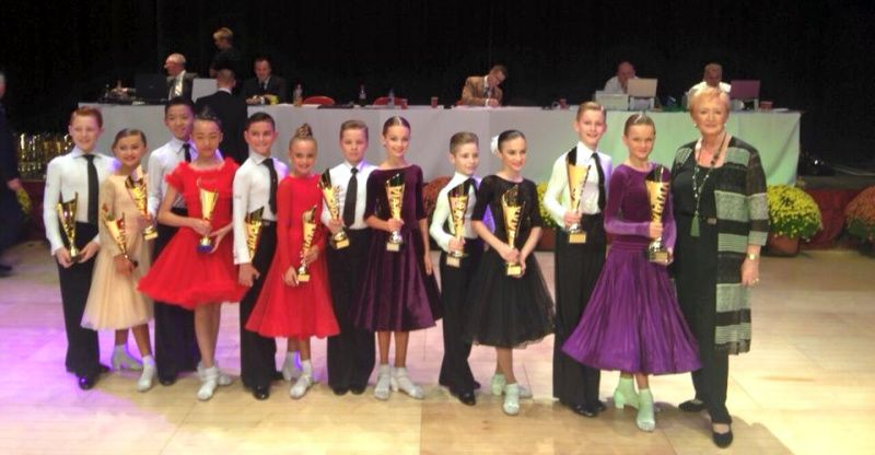 International Juvenile Ballroom Championships