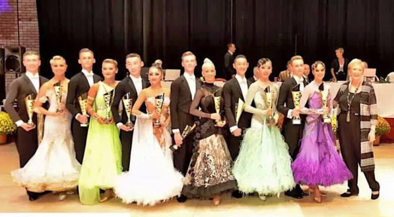 International Youth U21 Ballroom Championships