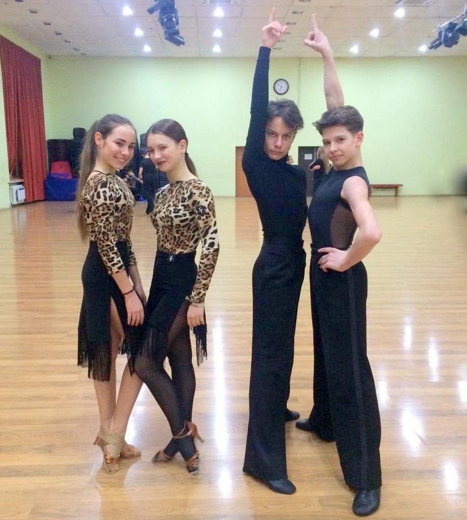 Карина Вильдман, Дарья Цыбульская, Арсен Гаврищук, Алексей Бонковский
