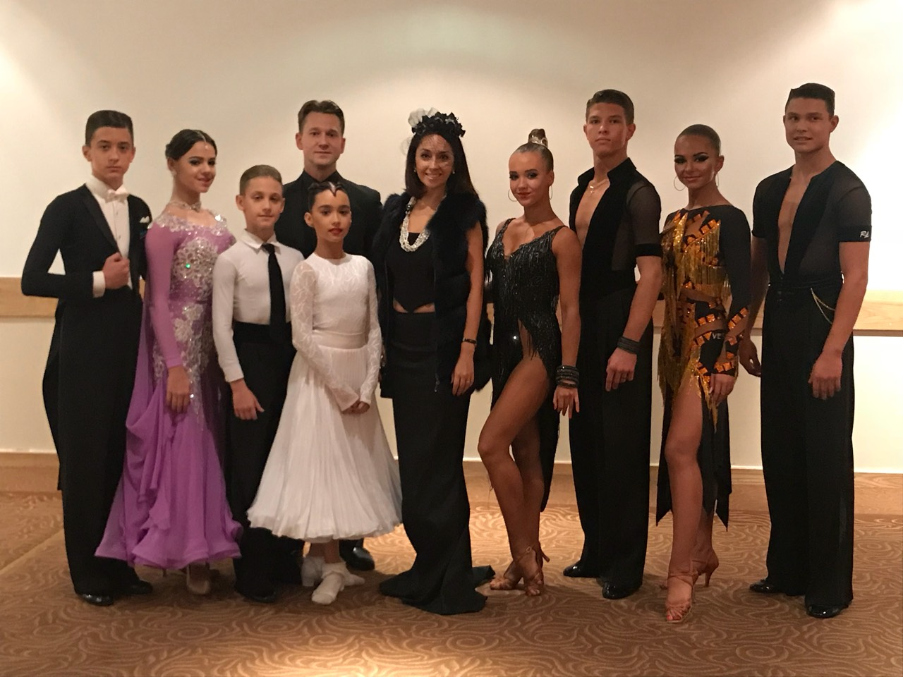 Команда от Украины