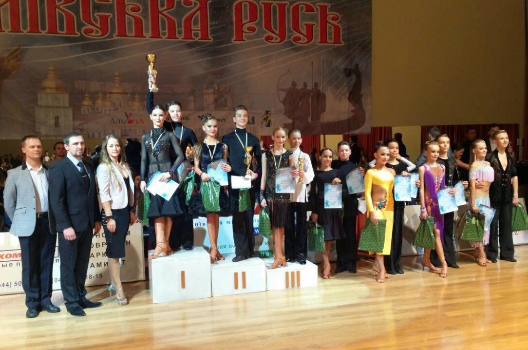 2015 Kyivska Rus IDU Open Cup Junior 1 Latin