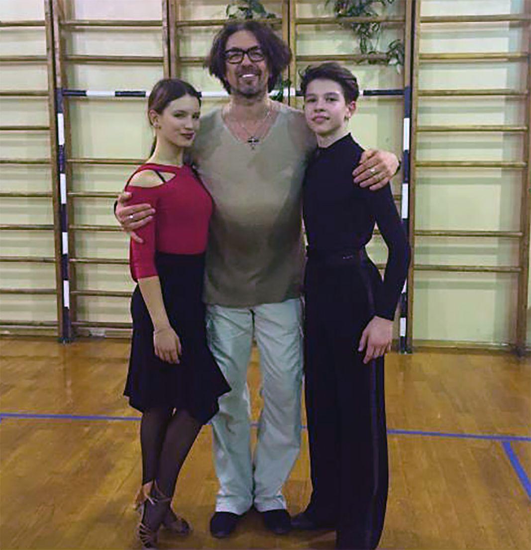 Сергей Рюпин, Дарья Цыбульская и Алексей Бонковский: спасибо за лучший День всех влюбленных в Танец!