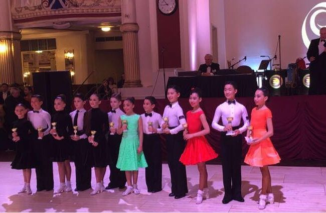 2016 Blackpool Junior Dance Festival – Juvenile Jive