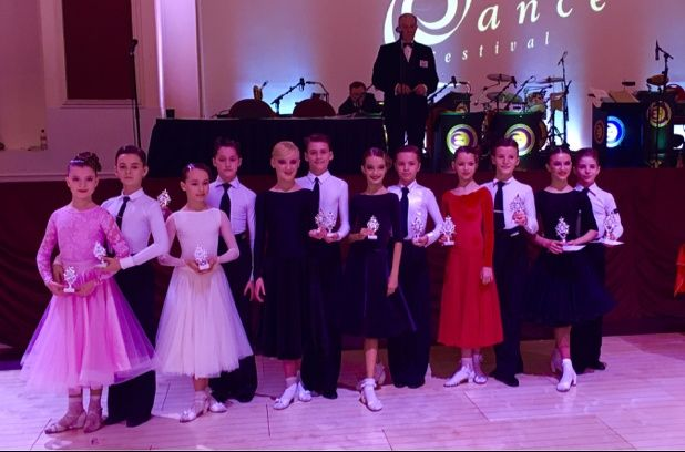 2016 Blackpool Junior Dance Festival – Juvenile VWaltz