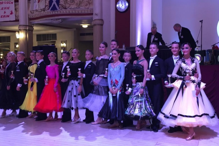 2016 Blackpool Junior Dance Festival - Junior 12/13 Standart