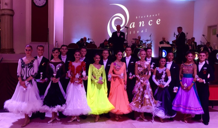 2016 Blackpool Junior Dance Festival – Junior U16 VWaltz