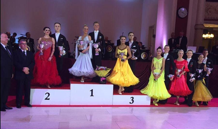 2016 WDC AL European Championship Youth Standart