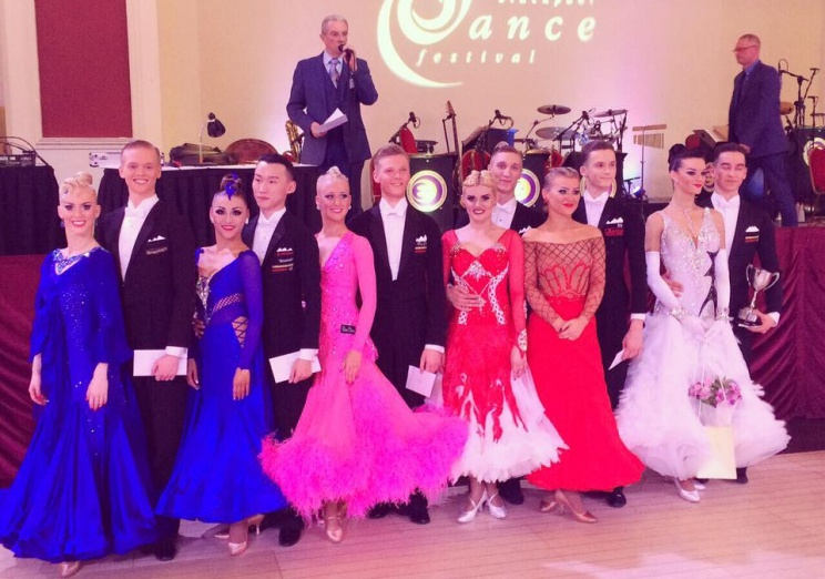 Blackpool Dance Festival 2016 Amateur RS Ballroom