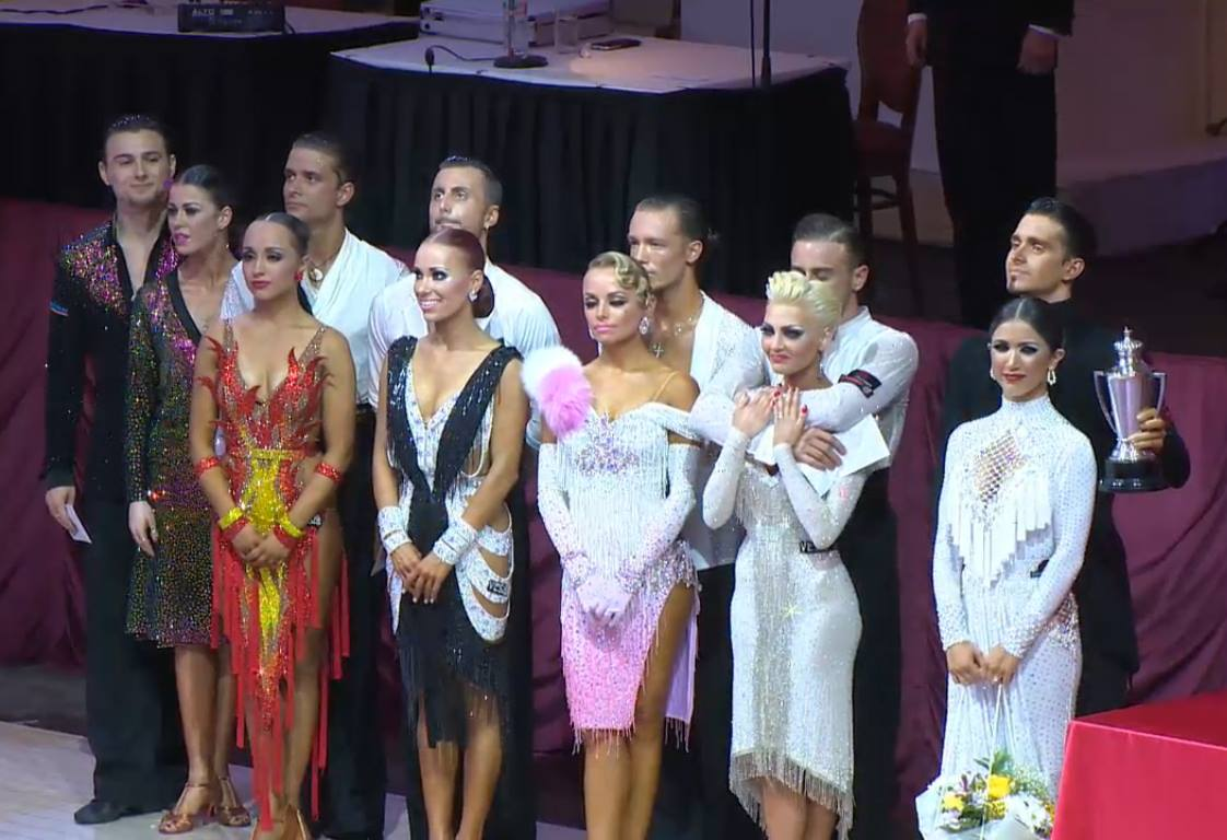 Blackpool Dance Festival 2016 - Amateur Latin