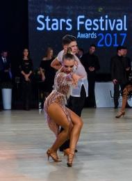 Stars Festival Awards 2017 Bonkovskyy & Vursalova