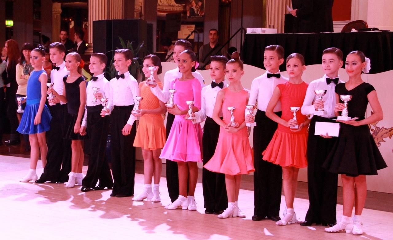 Финалисты Junior Blackpool Dance Festival 2015, Juvenile, Jive