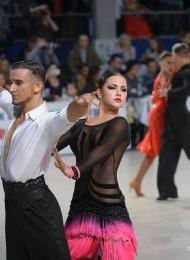 Максим Боднар и Елизавета Внучкова