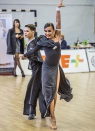 Алексей Бонковский и Карина Вильдман, Каштаны Киева 2015