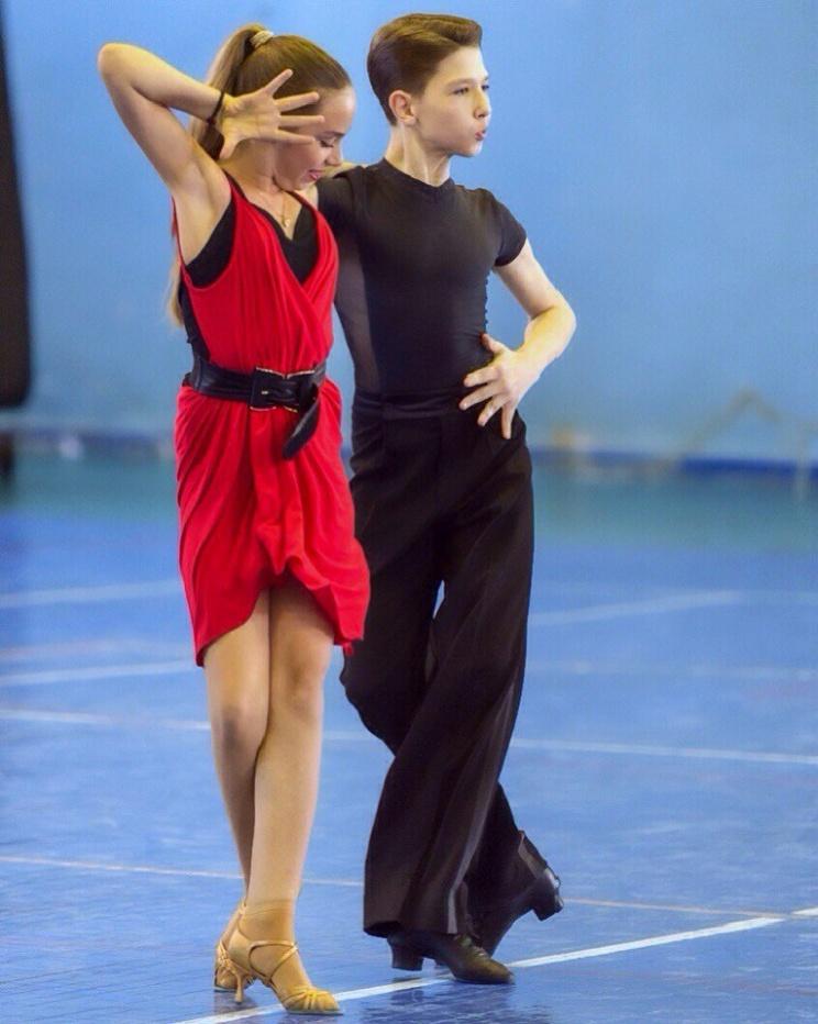 Алексей Бонковский и Карина Вильдман | Тренировочные сборы 2015