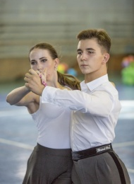 Виктор и Александра Калиниченко