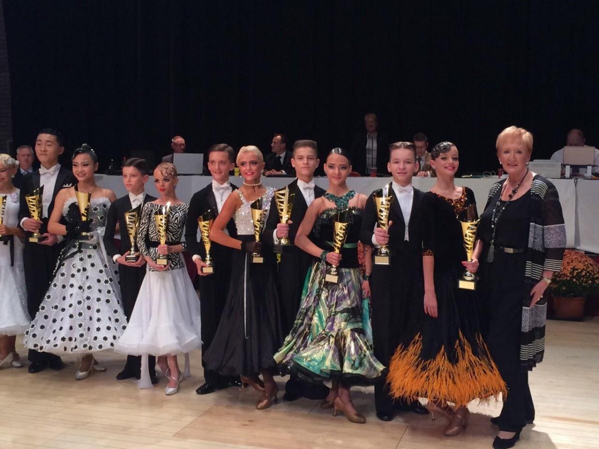 International Junior U14 Ballroom Championships