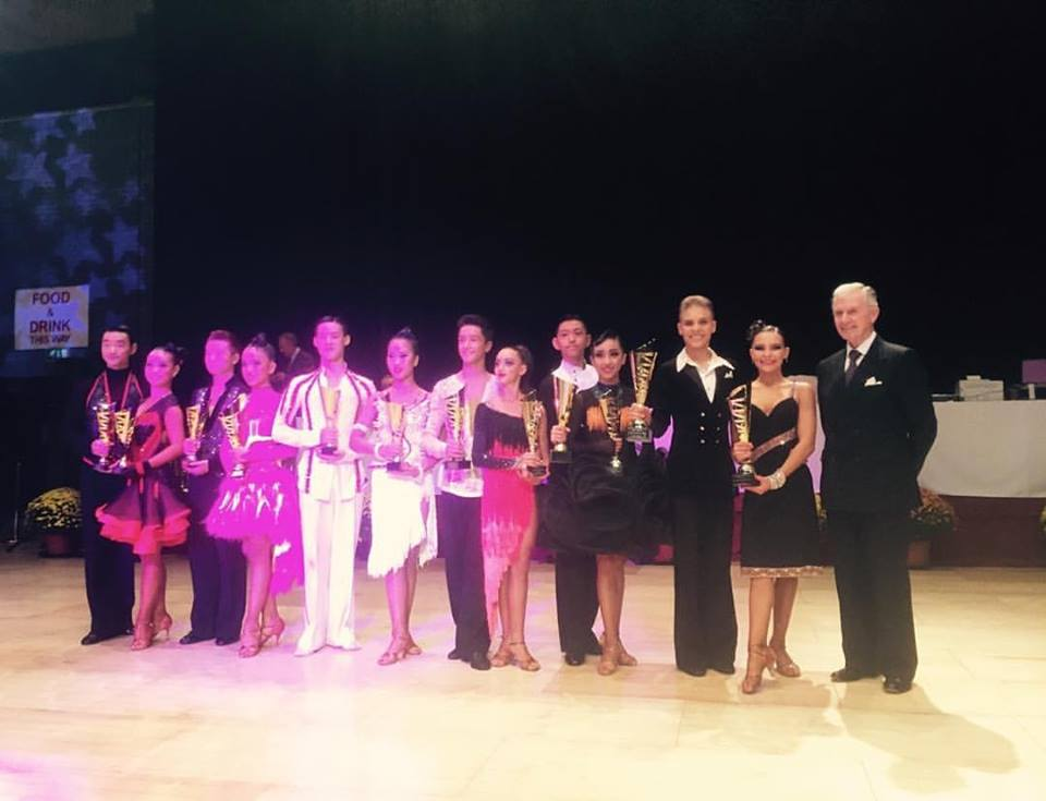 International Junior U14 Latin Championships