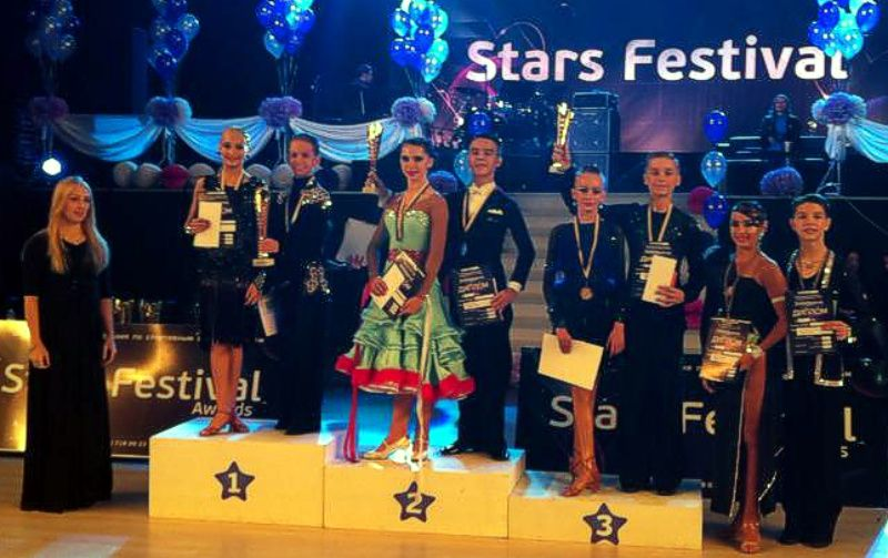 Stars Festival Awards 2015 Junior 1 Standart
