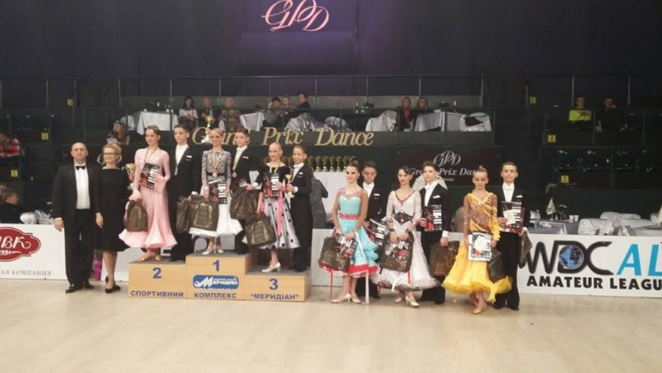 Grand Prix Dance 2015 Junior 1