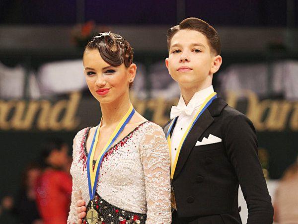 Алексей Бонковский и Дарья Цыбульская