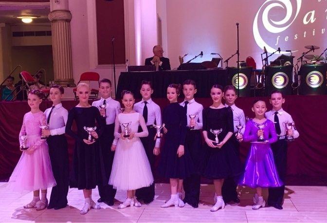 2016 Blackpool Junior Dance Festival – Juvenile Standart