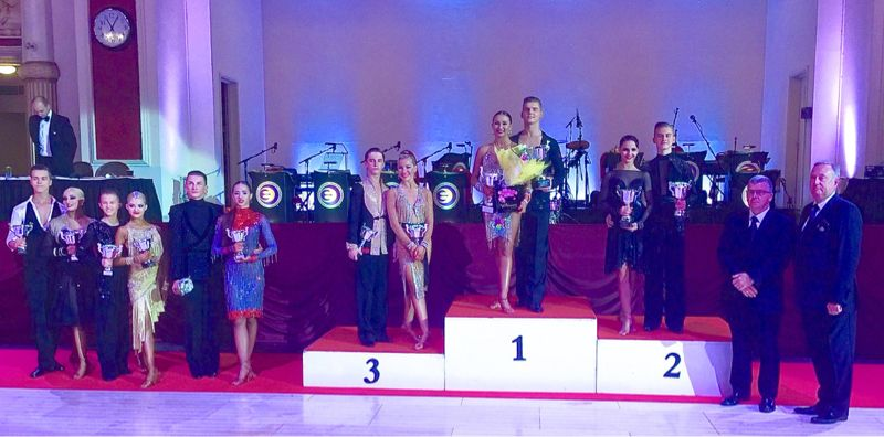 2016 WDC AL European Championship Junior (U16)