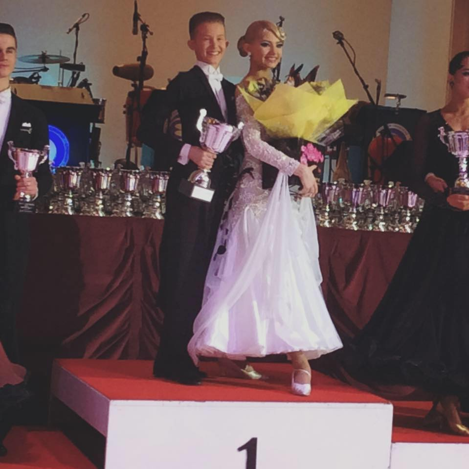 2016 WDC AL European Championship Junior II (U16) Standart