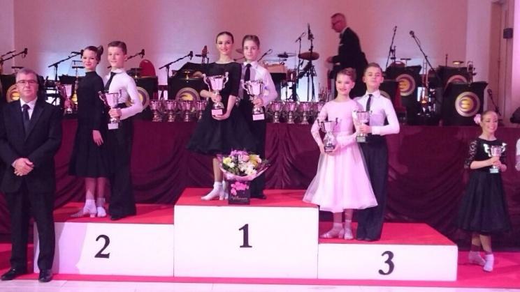 2016 WDC AL European Championship Juvenile Standart