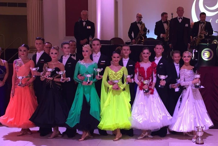 2016 Blackpool Junior Dance Festival – Junior U16 Standart