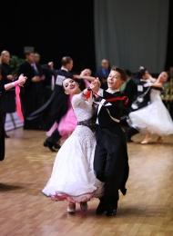 Алексей Бонковский и Дарья Цыбульская на Kyiv Open 2015