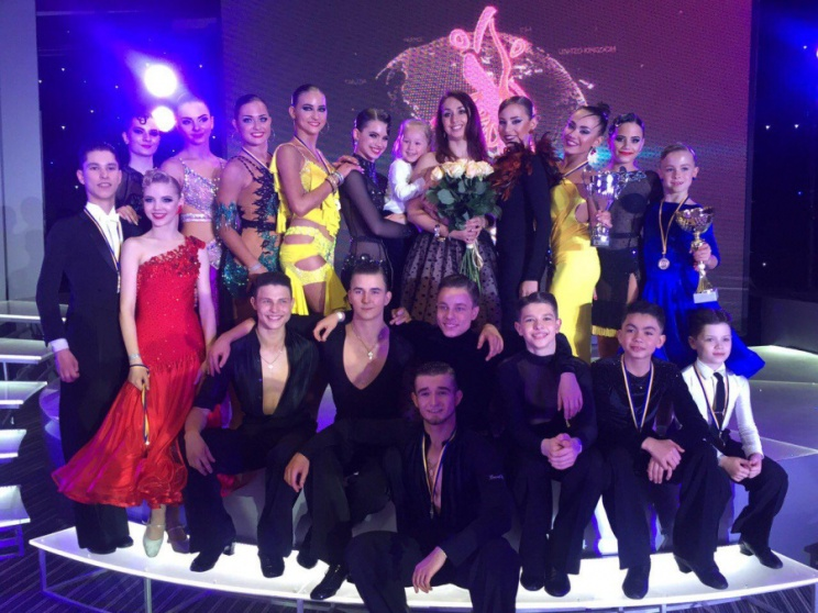 "Команда КСТ ""Шанс"" на Star Light Grand Prix Cup 2016"
