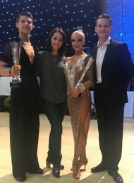 International Championships 2017 Bonkovskyy & Vursalova