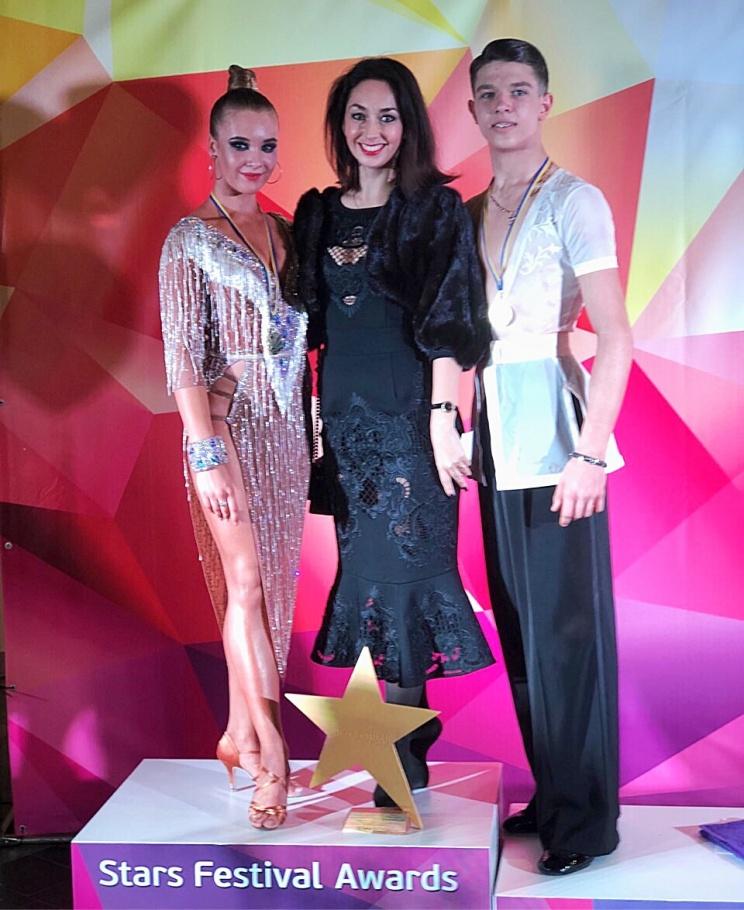 Владислава Вурсалова, Наталья Беднягина и Алексей Бонковский