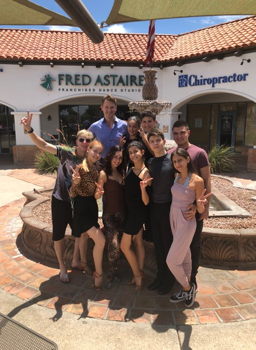 Fred Astaire Dance Studio of Scottsdale Junior Program