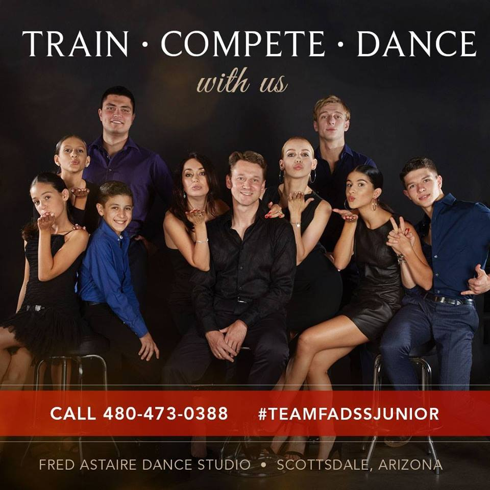 Fred Astaire Dance Studio of Scottsdale Junior Program