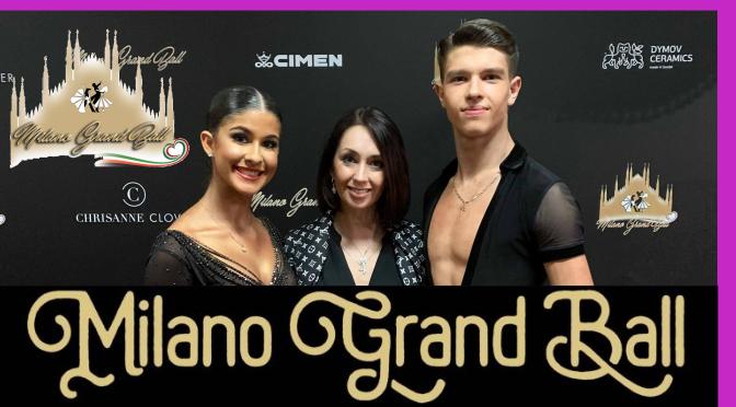 2019 Milano Grand Ball