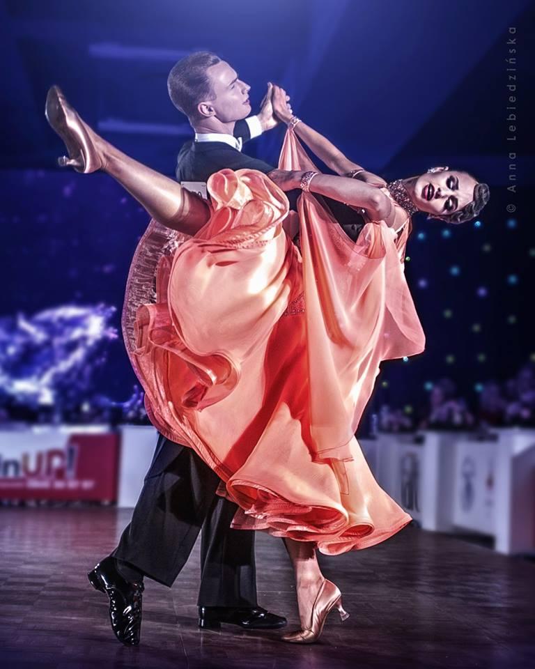 Igor Reznik & Mariya Polischuk. Photo credits: Anna Lebiedzinska