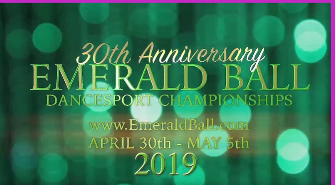 Are you ready for ….. Emerald?